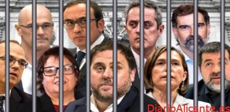 Golpismo catalán en la calle