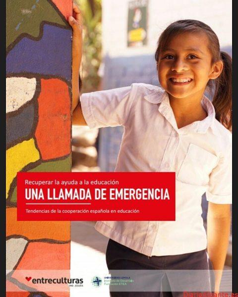 INFANCIA: Entreculturas insta al Gobierno a redoblar la cooperación Española en educación