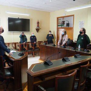 La hostelería vilera traslada al alcalde sus peticiones ante la entrada en vigor de las nuevas restricciones