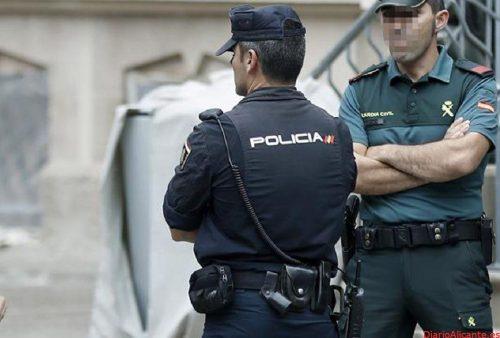 DOS AGENTES DE POLICÍA SE IMPLICAN PARA SALVAR A UN PÁJARO EN VALENCIA