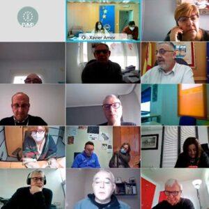 Reunión de trabajo para la recuperación de la Memoria Histórica