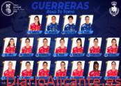 Carlos Viver elige a sus 18 jugadoras para el Preolímpico de Llíria