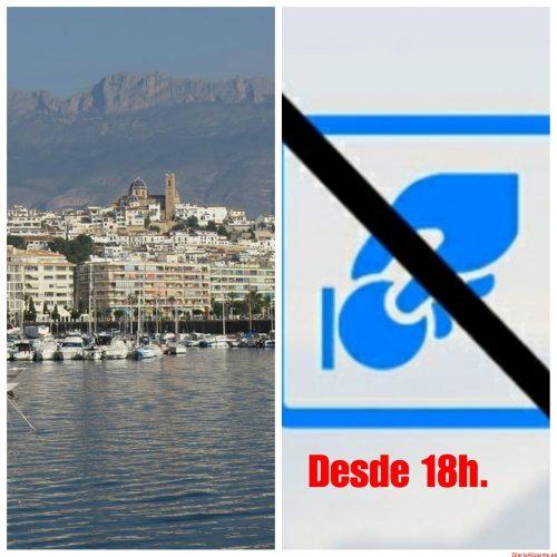 El PP de Altea pide la suspensión del pago de la Zona Azul a partir de las 18h