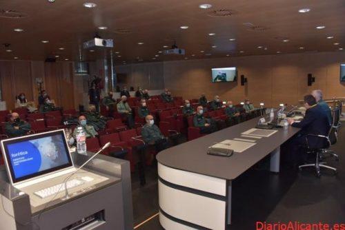 La Guardia Civil y Forética intensifican su alianza dentro del II Plan de Sostenibilidad (2012-2025) de la Institución