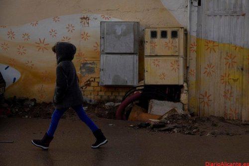 La pasividad ante la situación de los niños y niñas de la Cañada real es inaceptable