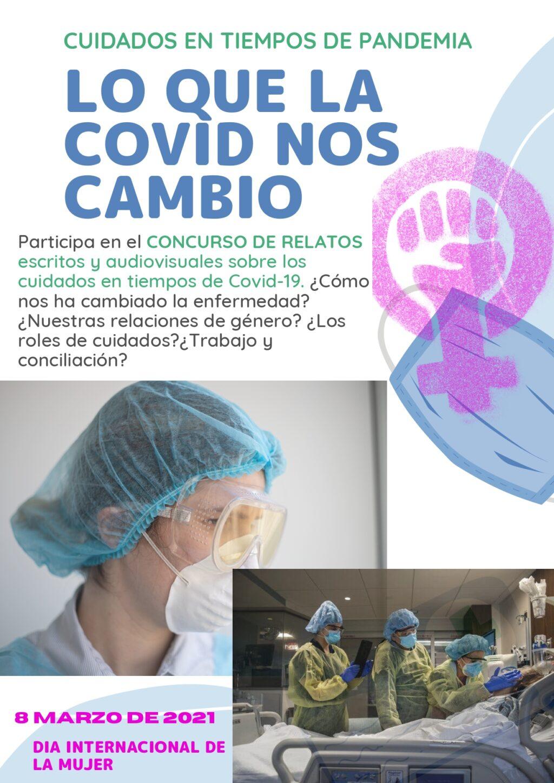 """El Departamento del Hospital General Universitario de Elche organiza el concurso de relatos """"Lo que la Covid nos cambió"""""""