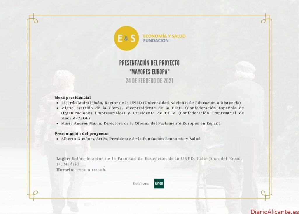 Proyecto MAYORES EUROPA
