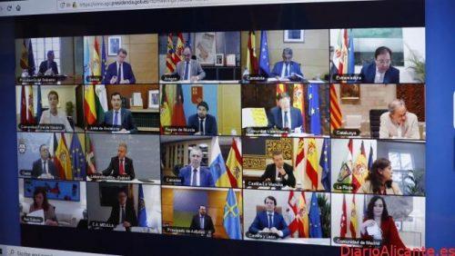España parece el ejército de Pancho Villa