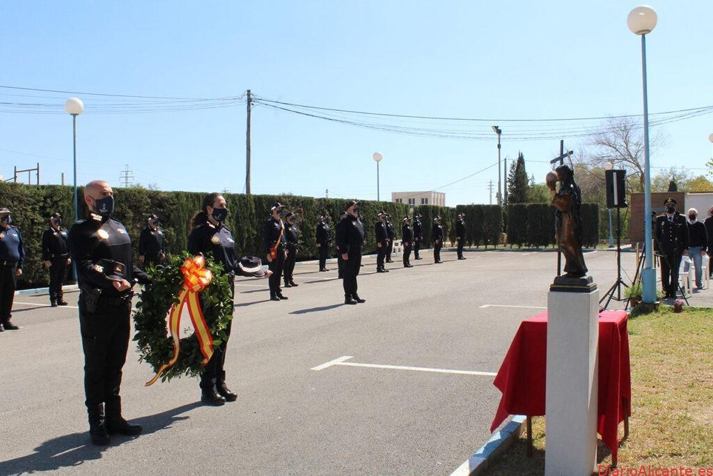Novelda celebra el Día de la Policía Local