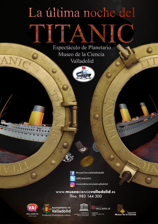"""A BORDO DEL """"TITANIC"""", A PARTIR DE HOY SE PUEDE VIAJAR POR EL UNIVERSO"""