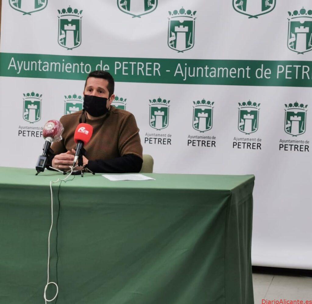 """Víctor Sales: """"Queremos que nuestros municipio se accesible a todo el mundo"""""""