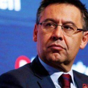 El Presidente del FC Barcelona Detenido