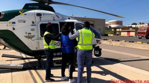 La Guardia Civil detiene en Melilla a un ciudadano español por un delito de terrorismo