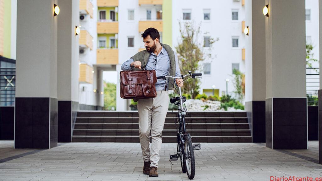 La competición entre empresas que tiene a la movilidad en bicicleta como protagonista