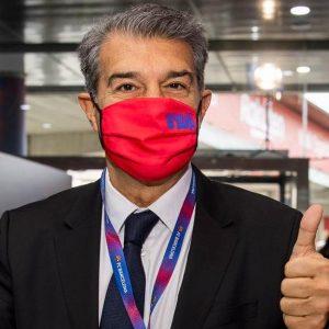 Joan Laporta Nuevo Presidente del FC Barcelona