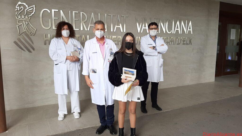Igualdad del Departamento de Salud del Hospital General de Elche da a conocer el veredicto del Concurso de relatos celebrado en conmemoración del 8M