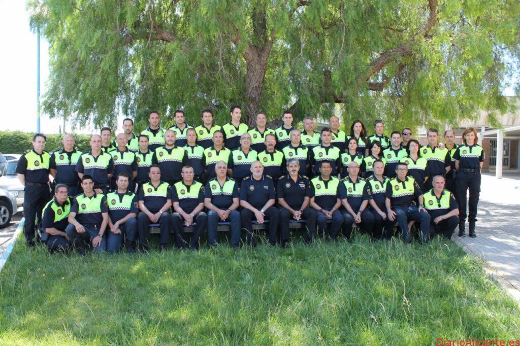 El Ayuntamiento declara el 16 de marzo como Día de la Policía Local de Novelda