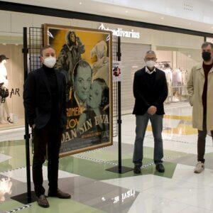 L'ALJUB ACOGE LA EXPOSICIÓN 'CARTELES DE CINE'ORGANIZADA POR EL MUSEO ESCOLAR DE PUSOL