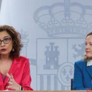 Nadia Calviño no pone orden