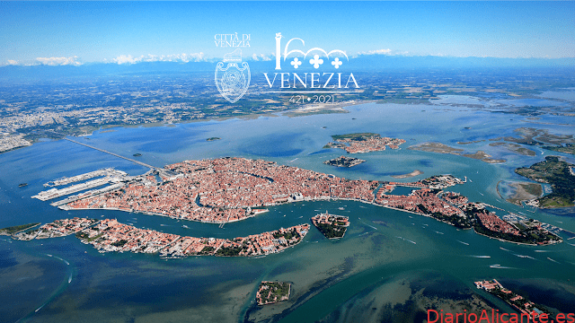 Feliz cumpleaños Venecia