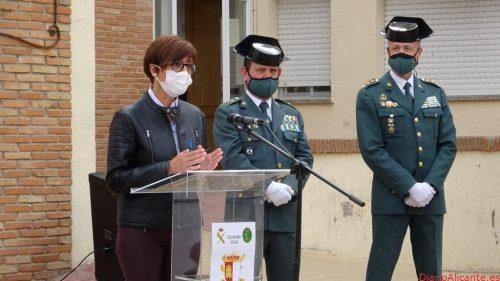 La directora general presenta un Plan especial de seguridad en la comarca toledana de La Sagra, denominado CERES