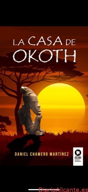 La casa de Okoth.