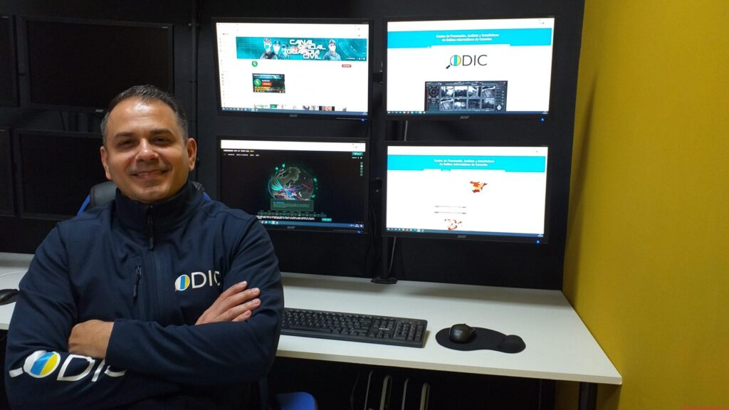 ODIC colabora en el master oficial de ciberdelincuencia de UNIR