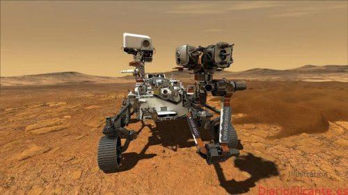 Parte meteorológico desde Marte, logro de un invento español