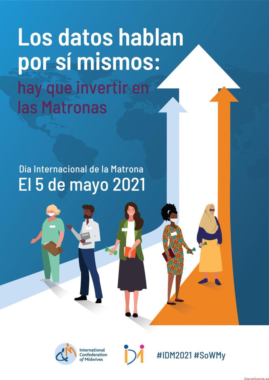El Colegio de Enfermería, ante la celebración mañana del Día Internacional de la Matrona