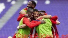 Fútbol: Atlético de Madrid, Campeón de LaLiga 2020/2021
