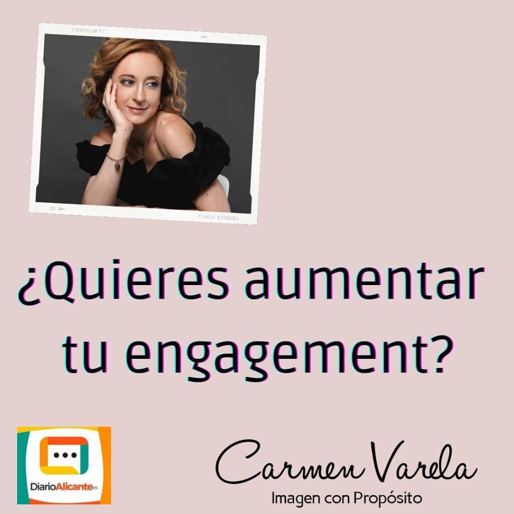 Curso SEO instagram por Carmen Varela