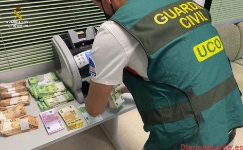 Intervenidas cerca de 5 toneladas de hachís a una organización delictiva sólidamente establecida en España, Marruecos e Italia