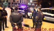 Petrer: La Policía Local levanta 7 actas por incumplir las medidas covid y disuelve dos fiestas ilegales