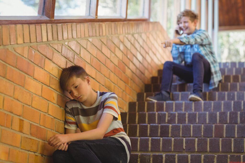 Erradicar el acoso infantil