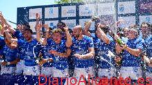El CR La Vila vence al Gernika y asciende a la División de Honor del rugby nacional
