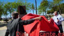 La Vila Joiosa inaugura un monumento a la memoria del general Joan Baptista Basset y a los Maulets