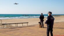 Policía Local realizará una exhibición canina y de vigilancia aéreadirigida al alumnado de 'Jove Oportunitat'de la Vila