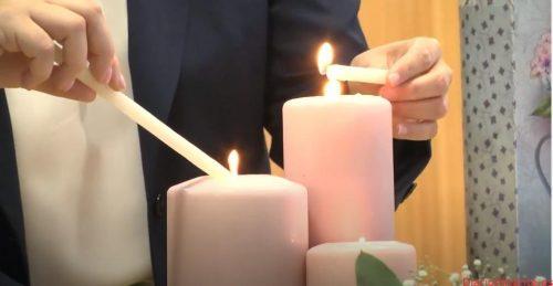 """Emotivo homenaje de Grupo ASV SERVICIOS FUNERARIOS a los fallecidoscon el acto""""La celebración de una vida"""""""