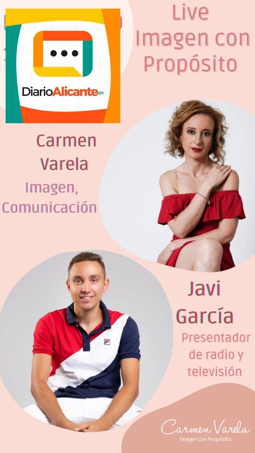 Entrevista Javi García presentador de televisión y locutor de radio