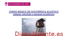 CURSO BÁSICO DE SOCORRISTA ACUÁTICO