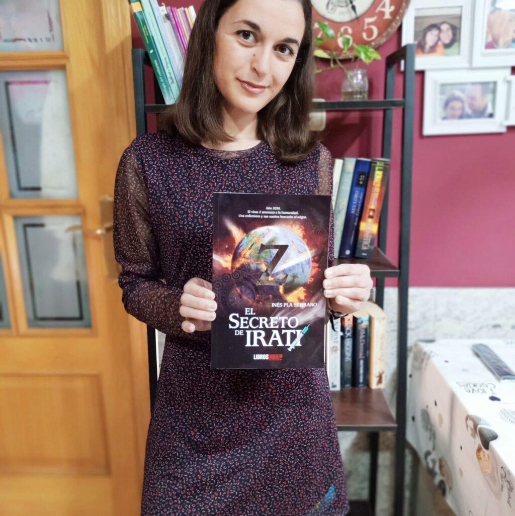 Inés Pla publica 'El secreto de Irati'