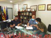 El ayuntamiento de Aspe sigue aumentando la colaboración con la Residencia de Ancianos Ntra. Sra. De Las Nieves