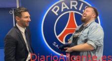 Ibai Llanos consigue la primera entrevista a Leo Messi, superando a los medios deportivos