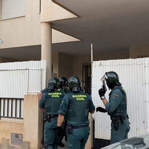 La Guardia Civil detiene a 19 personas y desarticula una organización criminal que favorecía la inmigración irregular entre Argelia, España y posteriormente a Francia