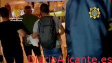 La Guardia Civil detiene en Málaga a uno de los delincuentes más peligrosos reclamado por Irlanda