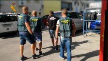 La Guardia Civil esclarece un asesinato en Madrid