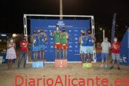 Bonet-Garzón y Moreno-Sanfélixse imponen en la arena de Finestrat