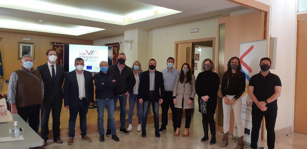 Aspe recibe 133 mil euros de La Consellería para programas de empleo