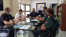 Aspe será sede de la Junta Provincial de Seguridad Agraria