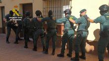 Desarticulada una organización que introducía importantes partidas de hachís en Cádiz